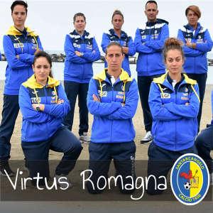 Virtus Romagna Santarcangelo - Calcio Femminile